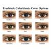 Freshlook ColorBrends UV (2db) - színes lencse