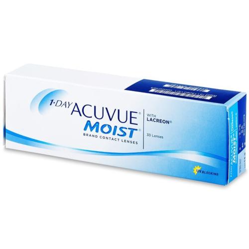 1-day Acuvue Moist (30db)
