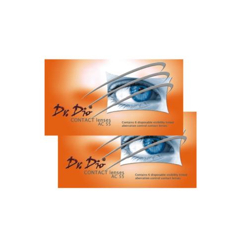 Drdio AC55 (2x6db) - kontaktlencse + ingyenes szállítás