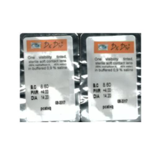 Drdio AC55 (2x1db) - kontaktlencse