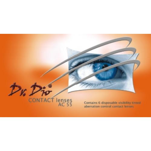 Drdio AC55 (3db) - kontaktlencse