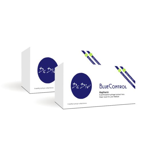 DrDio BLUE CONTROL 2x6 db