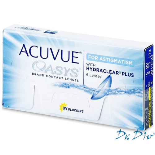 Acuvue Oasys For Astigmatism (6 db)
