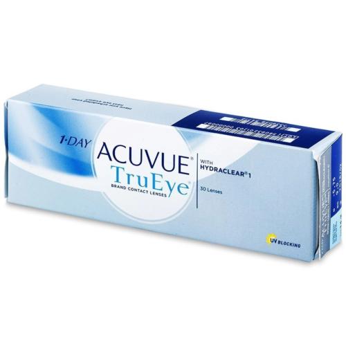 1-day Acuvue True Eye (30db) - napi lencse