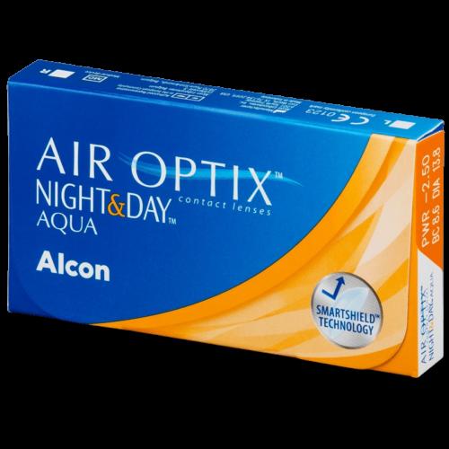 Air Optix Night & Day Aqua (3db)