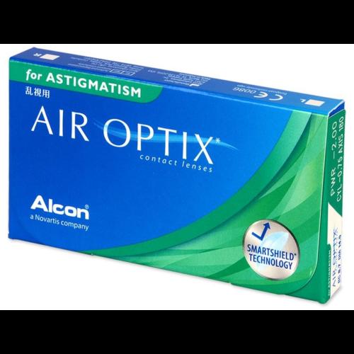 Air Optix for Astigmatism (6 db) - szilikon-hidrogél kontaktlencse