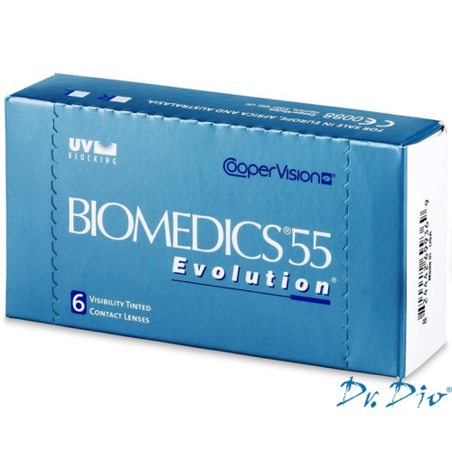 Biomedics 55 Evolution (6db)