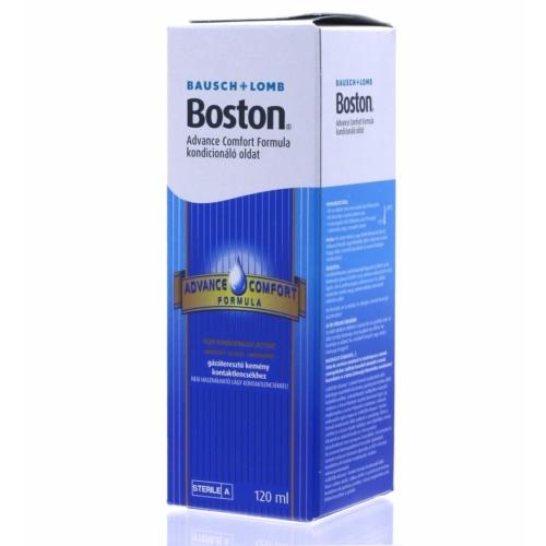 Boston® Advance Formula kemény és oxigénáteresztő kontaklencse-tároló 120 ml