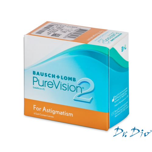 PureVision 2 for Astigmatism (6db)
