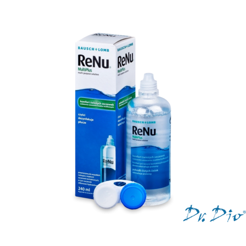 RENU MultiPlus Ápolószer 240 ml