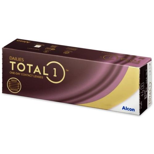 Dailies Total 1 (30 db) - napi kontaktlencse