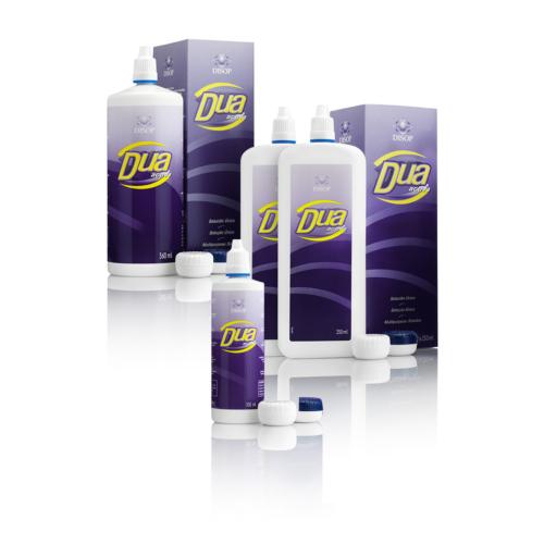 DUA Activa 500ml ápolószer + tokkal