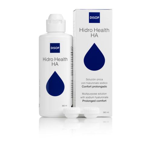 HIDRO HEALTH HA 360 ml + antibakteriális tok