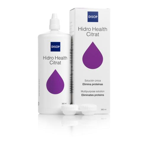 HIDRO HEALTH CITRAT 360 ml + antibakteriális tok